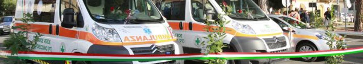 Croce Verde Lamporecchio