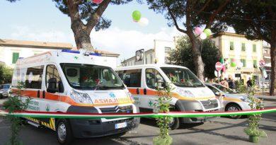 17 febbraio inaugurazione nuovo pulmino trasporto disabili