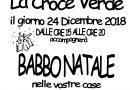 BABBO NATALE NELLE VOSTRE CASE… IL 24 DICEMBRE