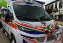4 Ottobre 2020 Inaugurazione Nuova Ambulanza