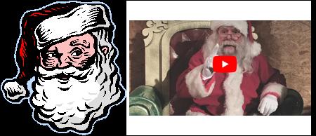 Babbo Natale Croce Verde Lamporecchio